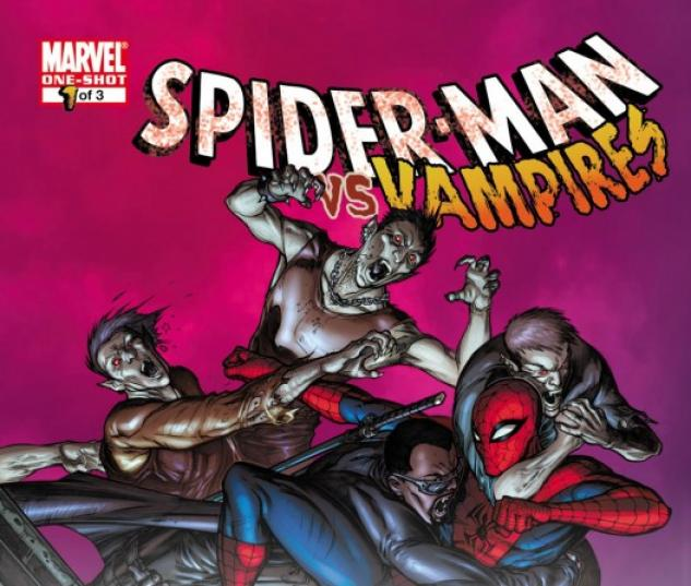 Spider-Man Vs. Vampires Digital Comic (2010) #1