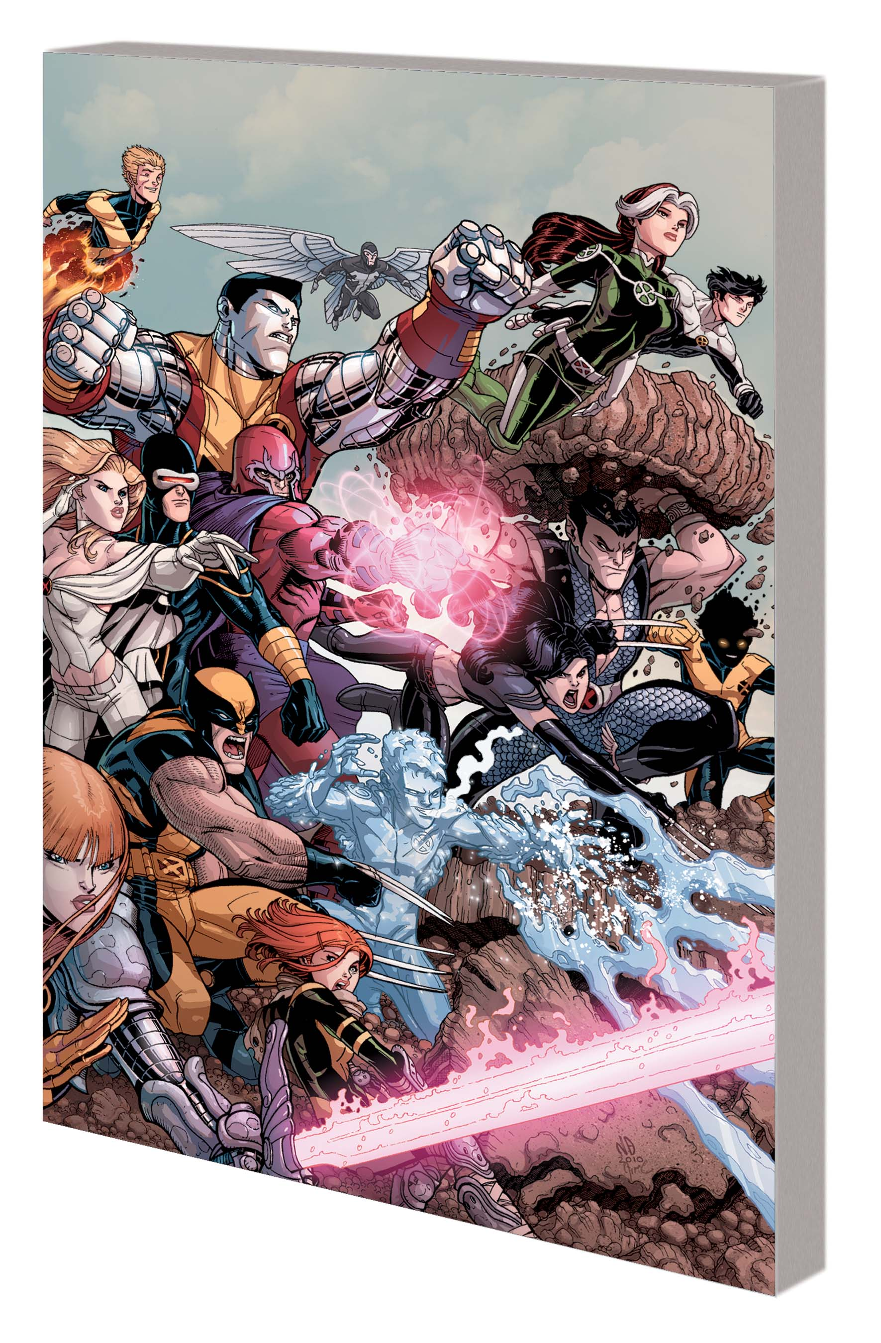 X-Men: Serve and Protect (Trade Paperback)