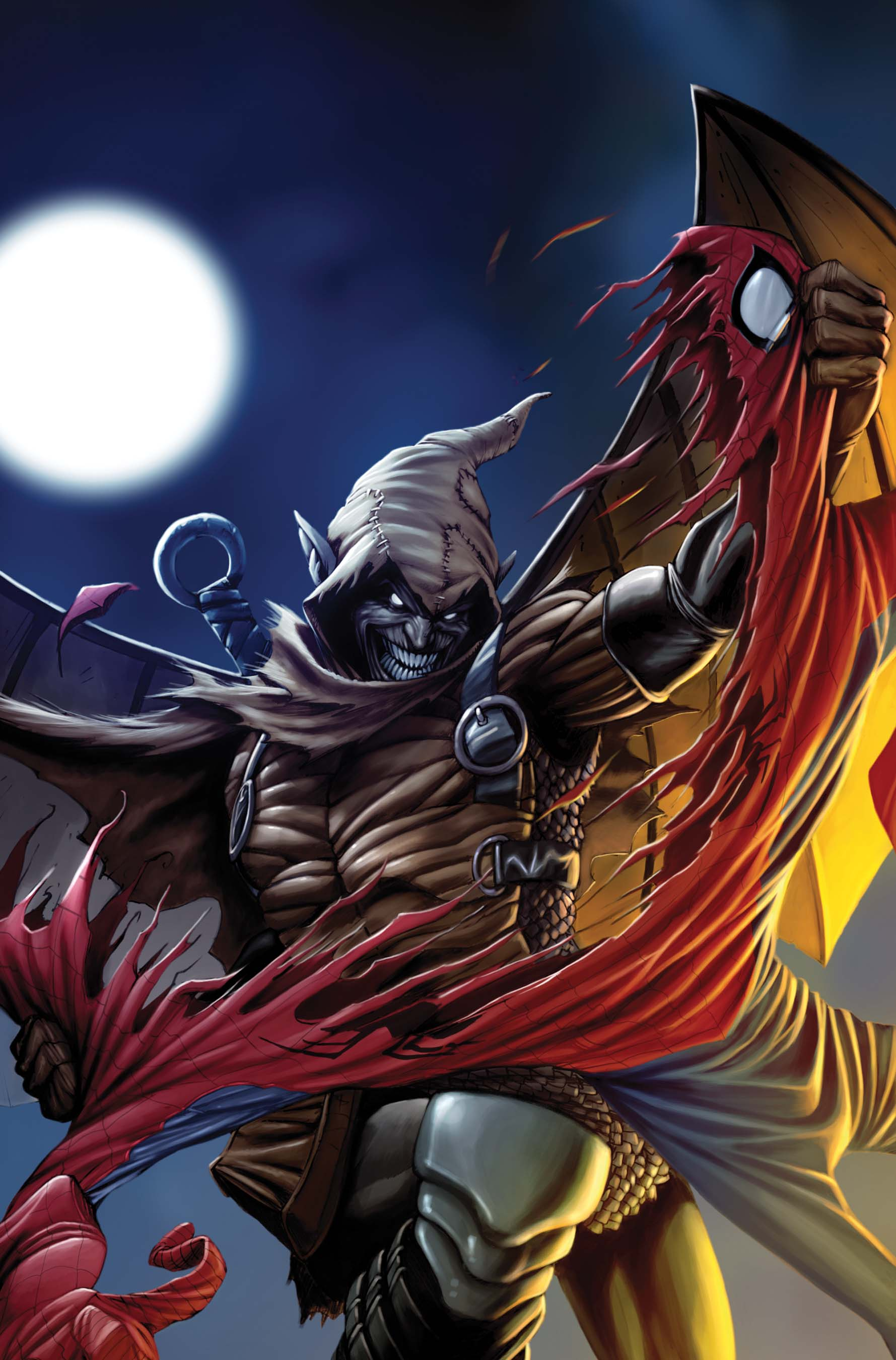 Spider-Island: Deadly Foes (2011) #1