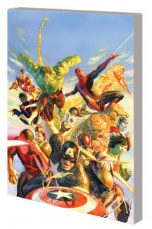 MARVEL SUPER HEROES SECRET WARS TPB (Trade Paperback)