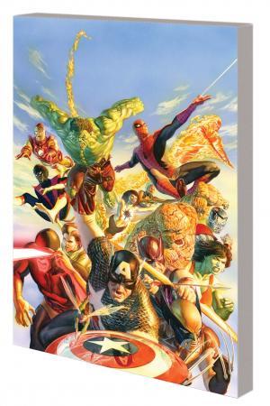 MARVEL SUPER HEROES SECRET WARS TPB (Trade Paperback)