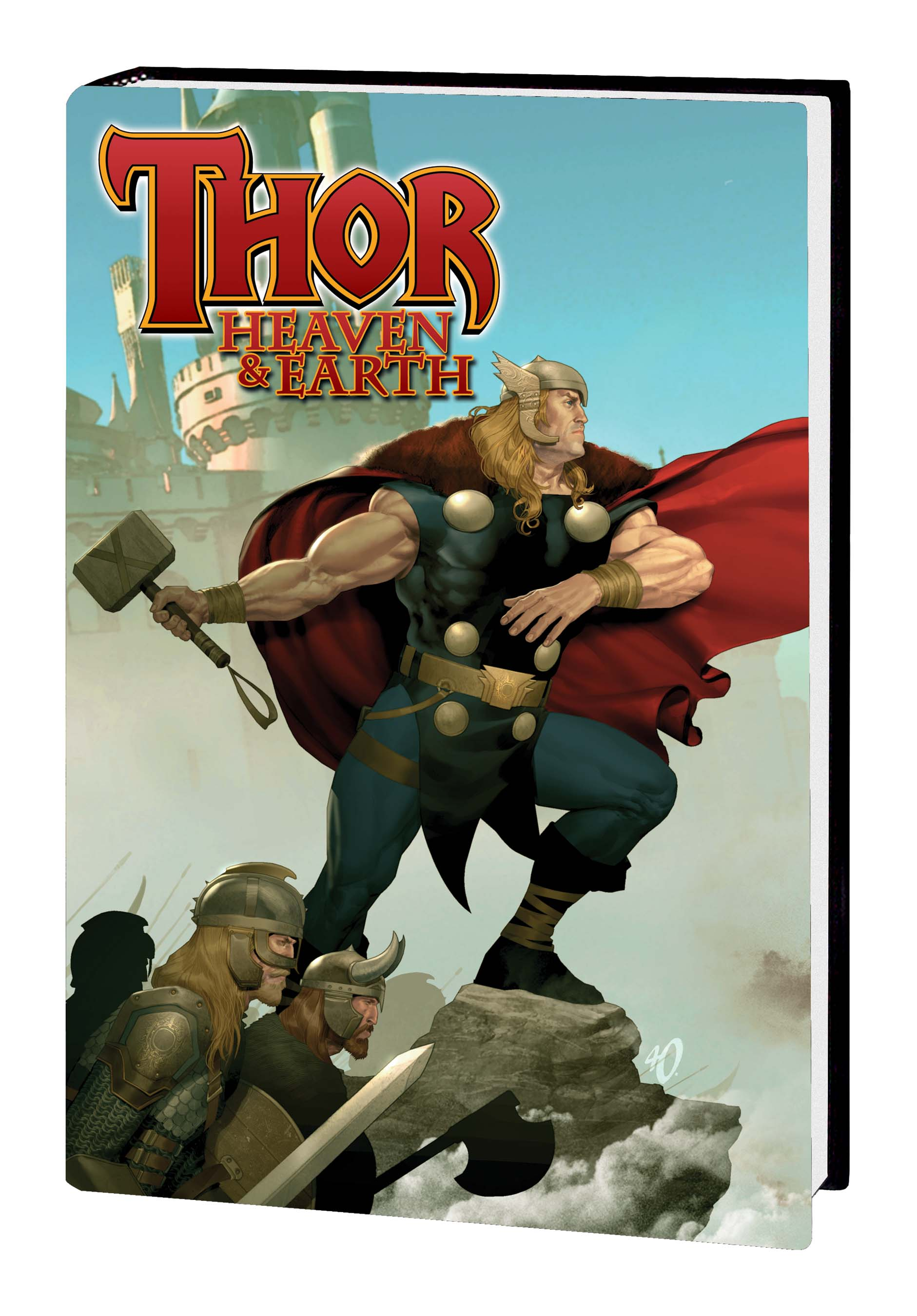 THOR: HEAVEN & EARTH HC (Hardcover)