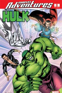 Marvel Adventures Hulk (2007) #8
