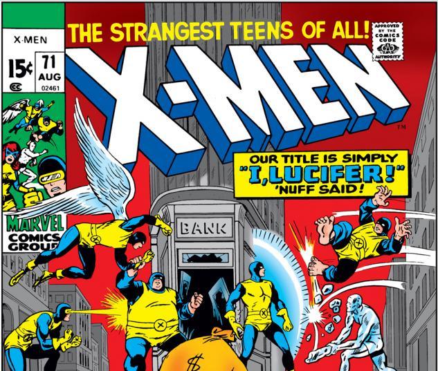 Uncanny X-Men #71