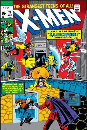 Uncanny X-Men (1963) #71