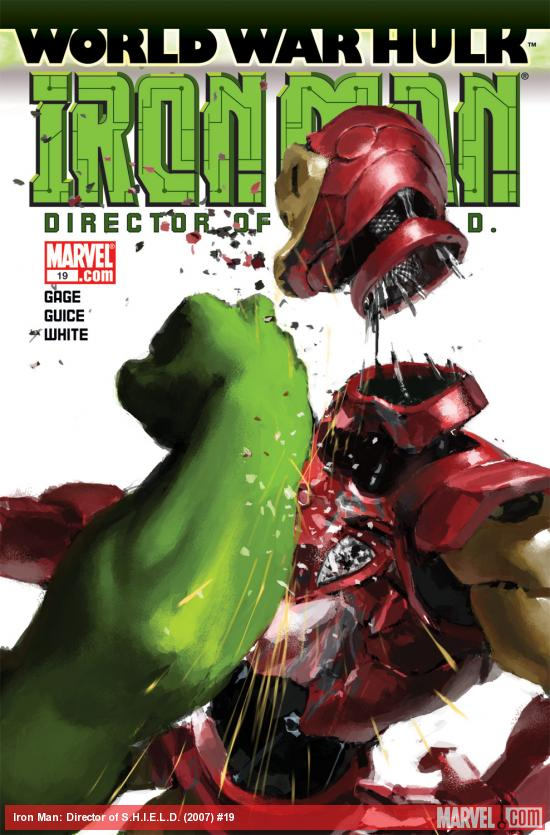 Iron Man: Director of S.H.I.E.L.D. (2007) #19