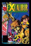 Excalibur (1988) #87 Cover