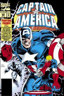 Captain America (1968) #425