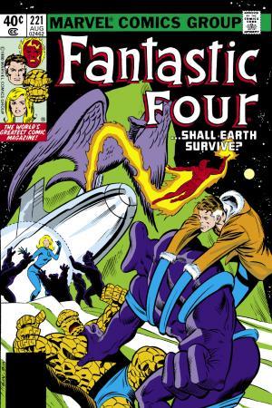 Fantastic Four (1961) #221