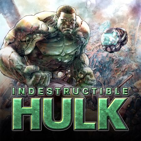 Indestructible Hulk Series