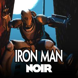 Iron Man Noir