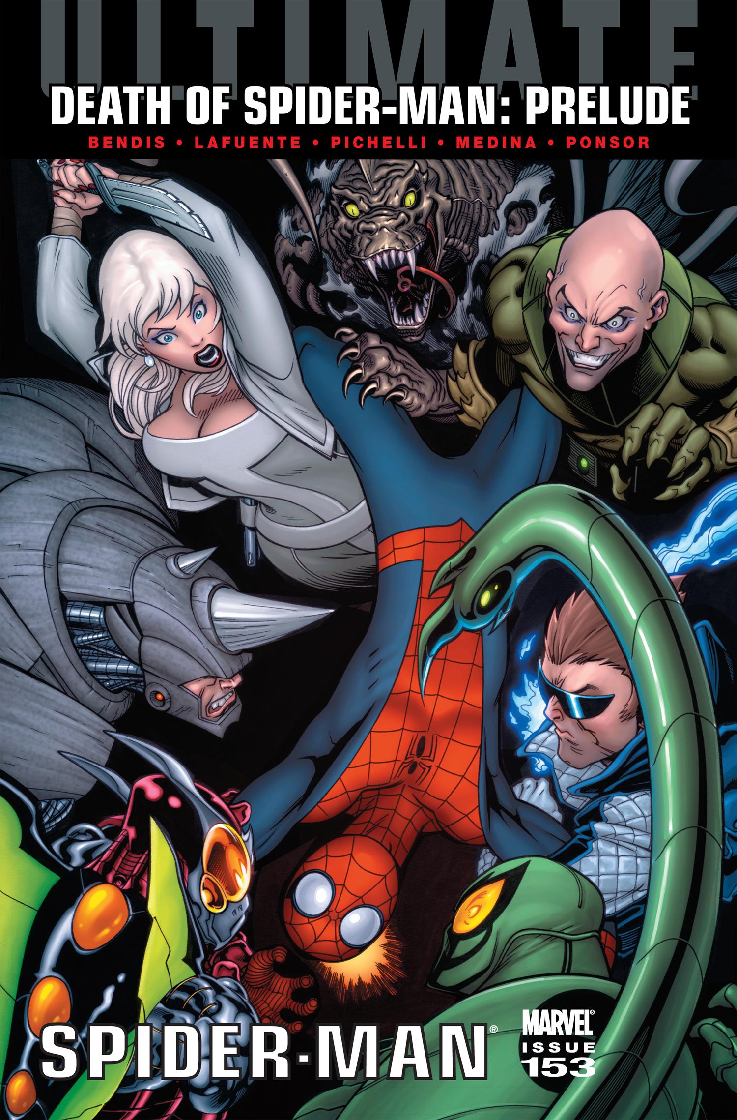 Ultimate Comics Spider-Man (2009) #153