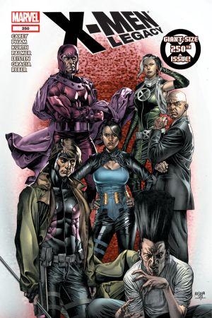 X-Men Legacy  #250