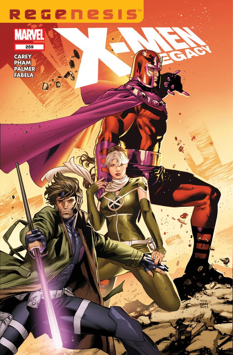 X-Men Legacy (2008) #259