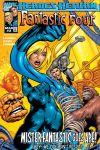 Fantastic Four (1998) #3 Cover