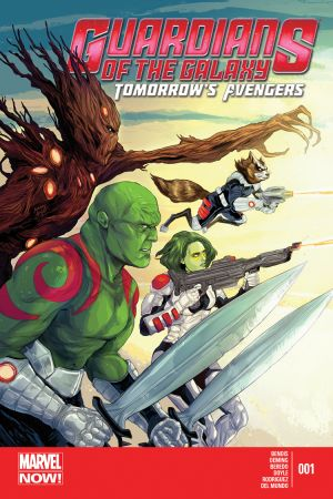 Guardians of the Galaxy: Tomorrow's Avengers (2013) #1