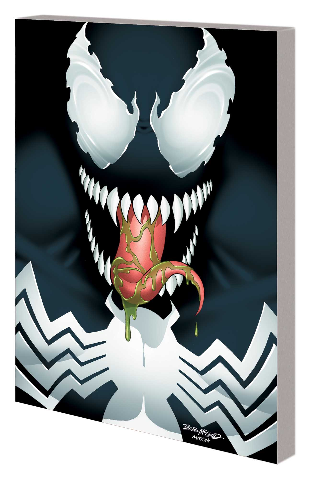 Venom: The Enemy Within (Trade Paperback)