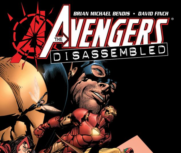 Avengers Disassembled TPB