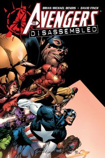 Avengers Disassembled (Trade Paperback)
