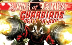 GUARDIANS OF THE GALAXY VOL. 2: WAR OF KINGS BOOK 1 (TRADE PAPERBACK) - cover art