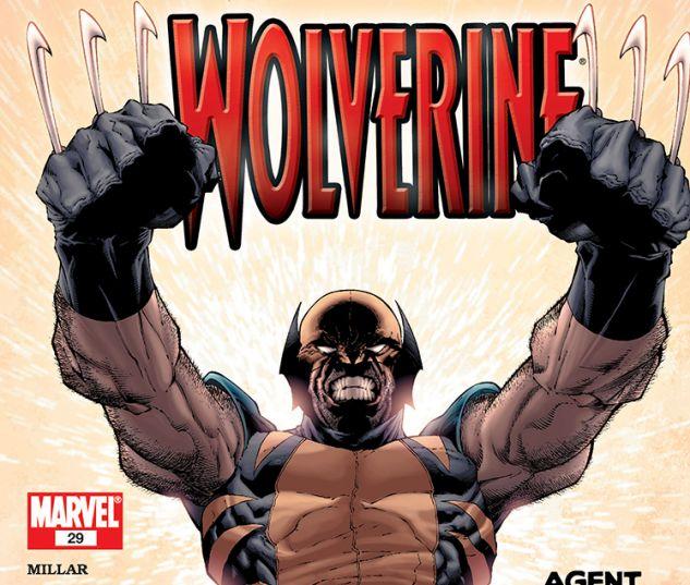 Wolverine (2003) #29