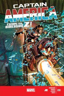 Captain America (2012) #10