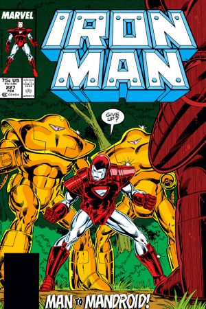 Iron Man #227
