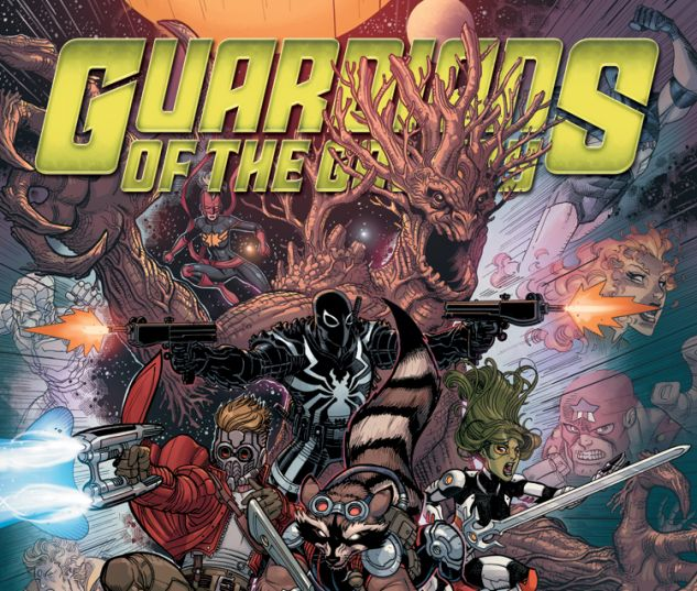 GUARDIANS OF THE GALAXY 14 (ANMN, WITH DIGITAL CODE)