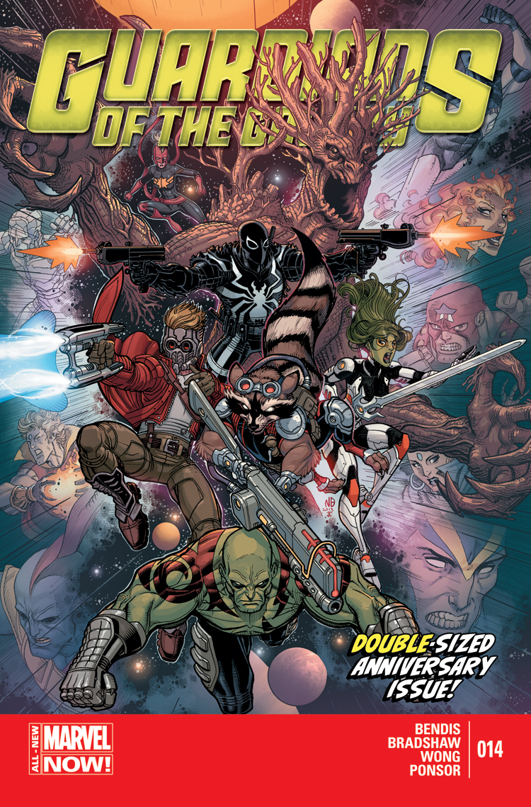 Guardians of the Galaxy (2013) #14