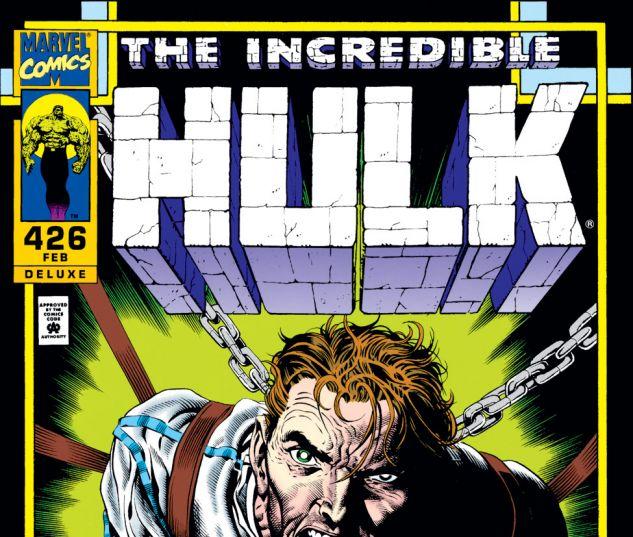 Incredible Hulk (1962) #426 Cover