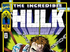 Incredible Hulk (1962) #426 Cover