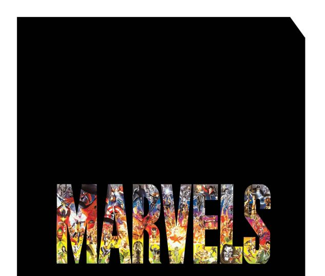 MARVELS: THE PLATINUM EDITION HC SLIPCASE (WITH DIGITAL CODE)