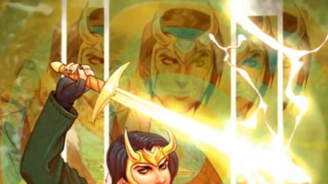 Marvel AR: Loki: Agent of Asgard #1 Cover Recap