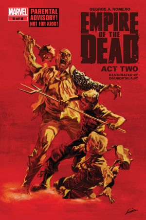 George Romero's Empire of the Dead: Act Two #5
