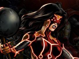 Spider-Woman in Marvel: Avengers Alliance