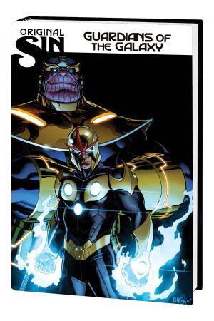 Guardians of the Galaxy Vol. 4: Original Sin (Hardcover)