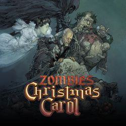 Marvel Zombies Christmas Carol (2011)