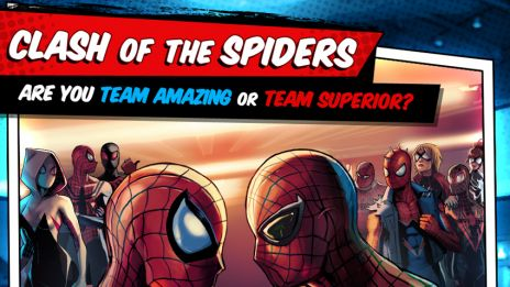 The Spider-Verse Finale in Spider-Man Unlimited!