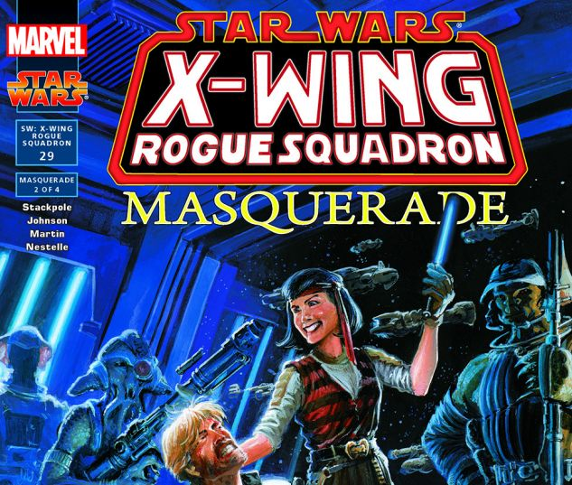Star Wars: X-Wing Rogue Squadron (1995) #29