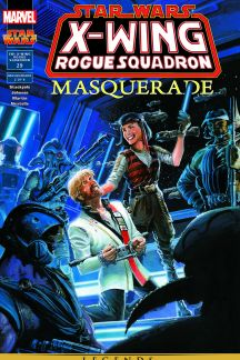 Star Wars: X-Wing Rogue Squadron #29