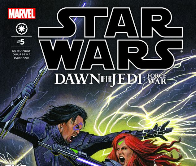 Star Wars: Dawn Of The Jedi - Force War (2013) #5