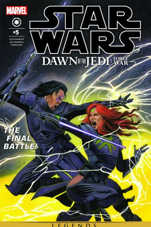 Star Wars: Dawn of the Jedi - Force War #5