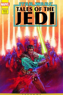 Star Wars: Tales Of The Jedi #1