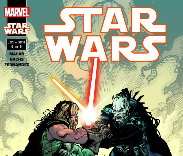 Star Wars: Jedi Vs. Sith (2001) #6