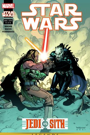Star Wars: Jedi Vs. Sith #6