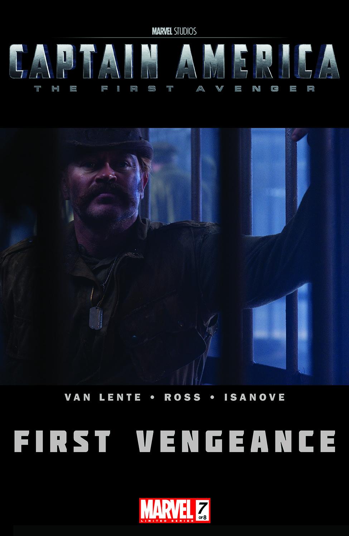 Captain America: First Vengeance (2011) #7