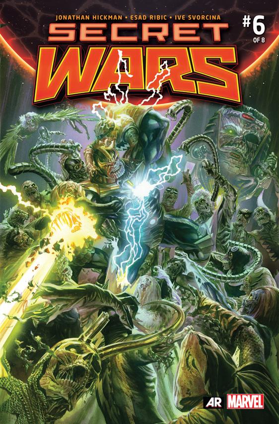 Secret Wars (2015) #6