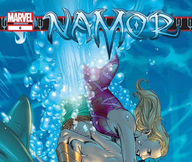 Namor (2003) #6