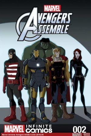 Marvel Universe Avengers Infinite Comic (2016 - Present)