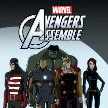 Marvel Universe Avengers: TBD Infinite Comic (2016)